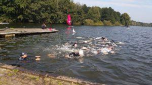 10k Schwimmen 2015 1 300x169 - 10.000m-Schwimmen im Unisee