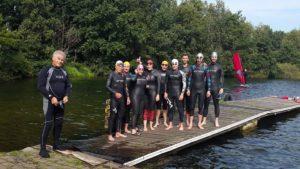 10k Schwimmen 2015 2 300x169 - 10.000m-Schwimmen im Unisee