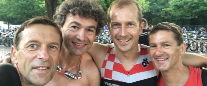 Zwei Löwen fahren zum Ironman nach Hawaii!
