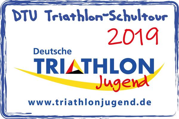 Logo Schultour 2019 - Bremer Schülertriathlon