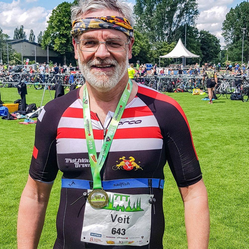 Veit Erster Triathlon