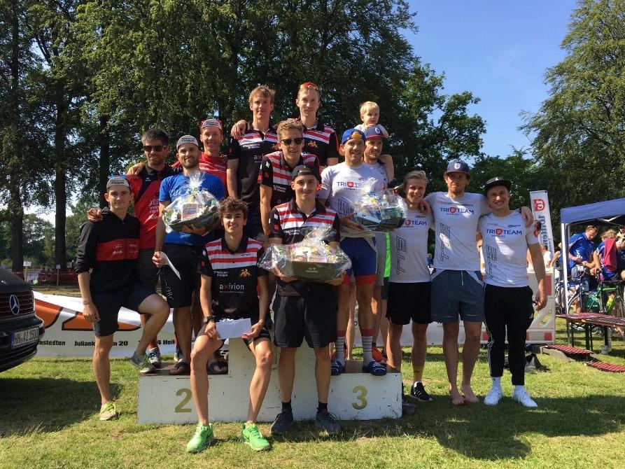 regio - Triathlöwen siegen in der Triathlon Regionalliga Nord
